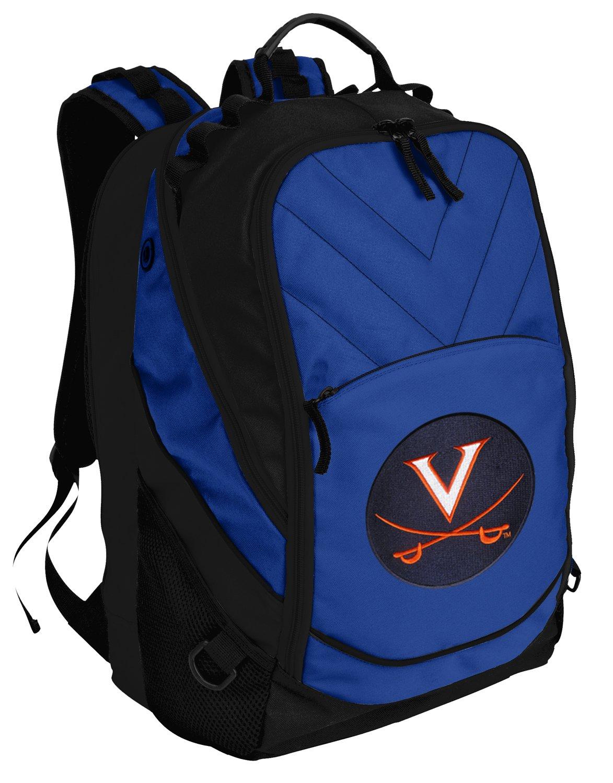 Broad Bay UVA Backpack University of Virginia Bag w/Laptop Section