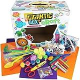 Grafix Gigantic Box of Craft - 300+ Pieces
