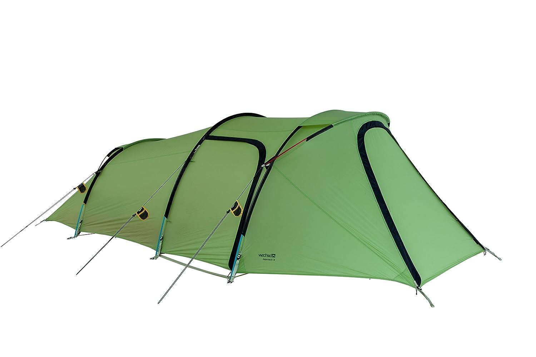 Wechsel Tents Tunnelzelt Approach Zero-G - Ultraleicht Trekking Zelt - 2 oder 3 Personen Variante