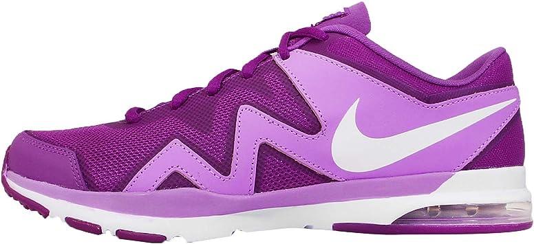 Nike WMNS Air Sculpt TR 2 704922-500 - Zapatillas para mujer, 704922-500, fucsia, violeta y blanco., 38.5 EU: Amazon.es: Zapatos y complementos
