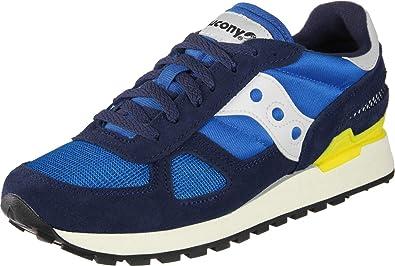 competitive price 52abc dc68b Amazon.com | Saucony Shoes Men Low Sneakers S70424-7 Shadow ...