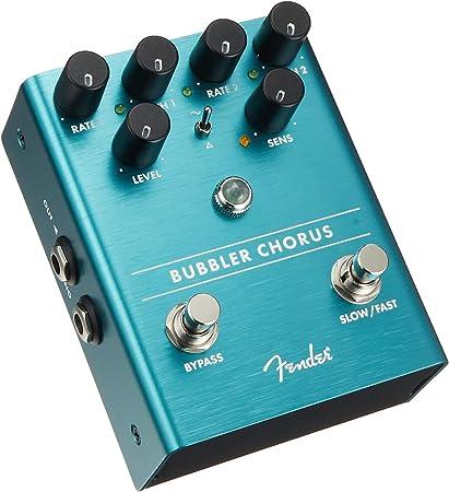 Fender Bubbler Analog Chorus/Vibrato · Pedal guitarra eléctrica ...