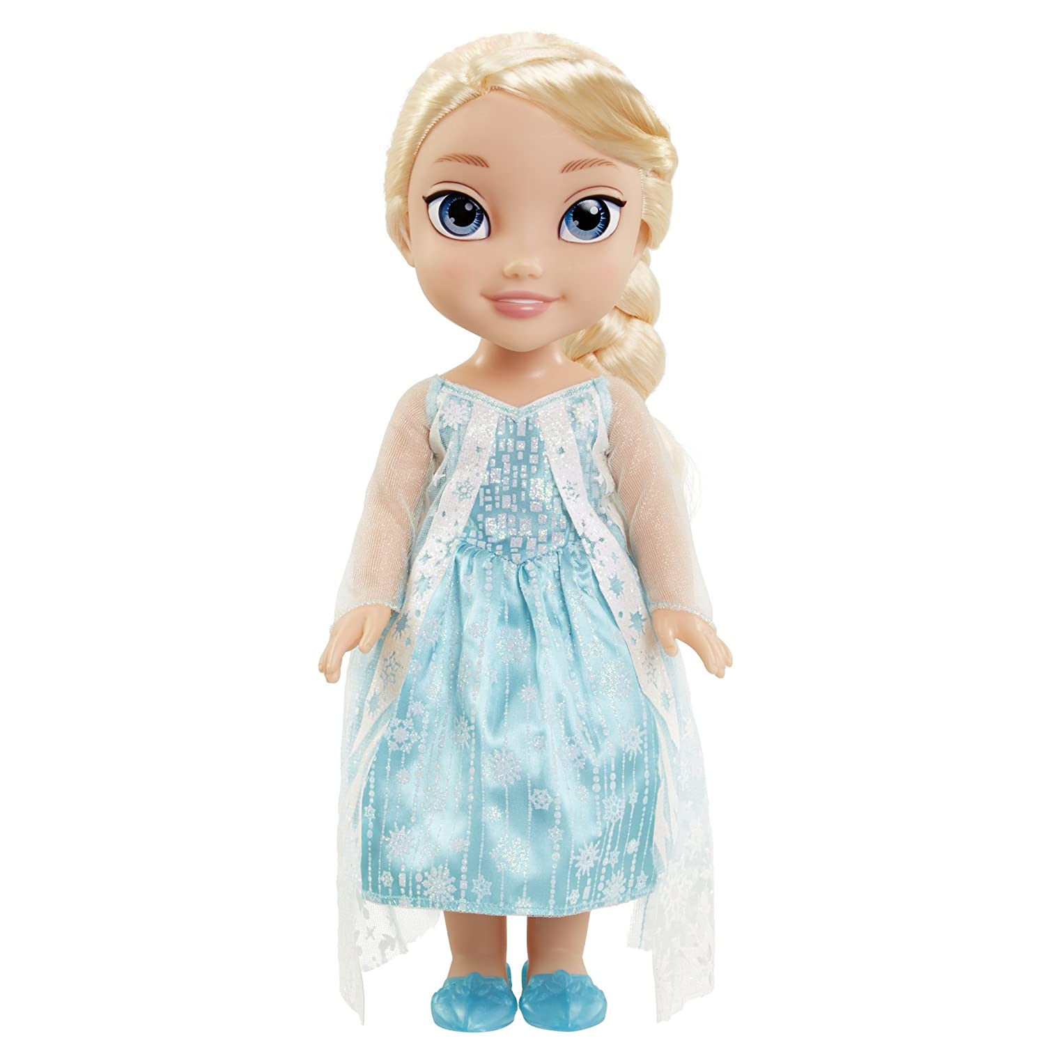 amazon com disney frozen toddler elsa doll toys games