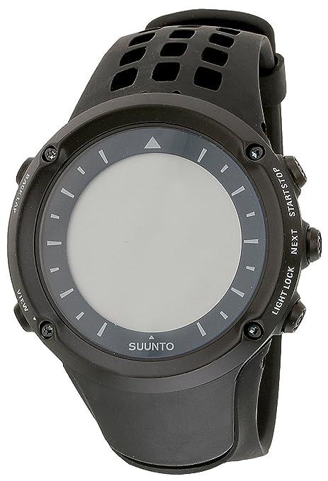 Suunto brújula y GPS Digital Dial Negro Reloj Unisex - SS018374000