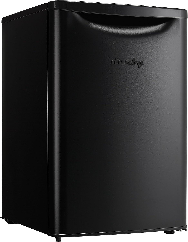 Danby DAR026A2BDB Contemporary Classic Compact All Refrigerator, Black