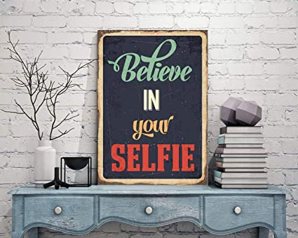 Believe Signs Decor Custom Amazon Believe Sign Metal Believe Decor Metal Art Prints