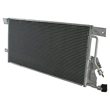 AC Condenser A//C Air Conditioning Direct Fit for 12-14 Ford Focus Brand New