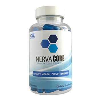 Amazon Com Nervacore 1 In Nootropics And Smart Drugs Natural