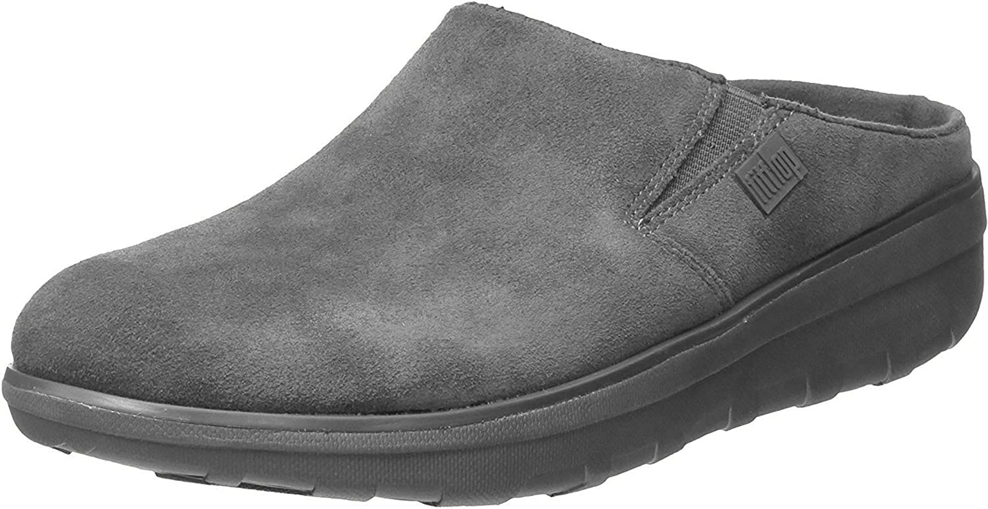 Loaff Tm Suede Clog Slip On Trainers