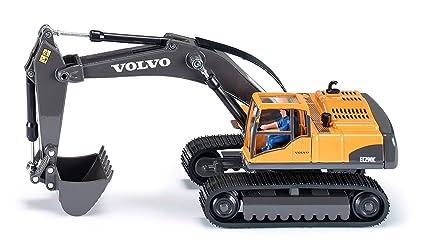 Siku Hydraulic Excavator Volvo Ec290 1 50 Vehicle