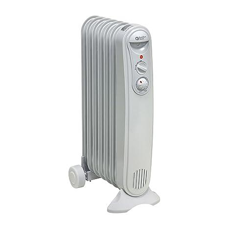 Zona de confort® Radiador relleno de aceite calentador cz7007j: Amazon.es: Hogar