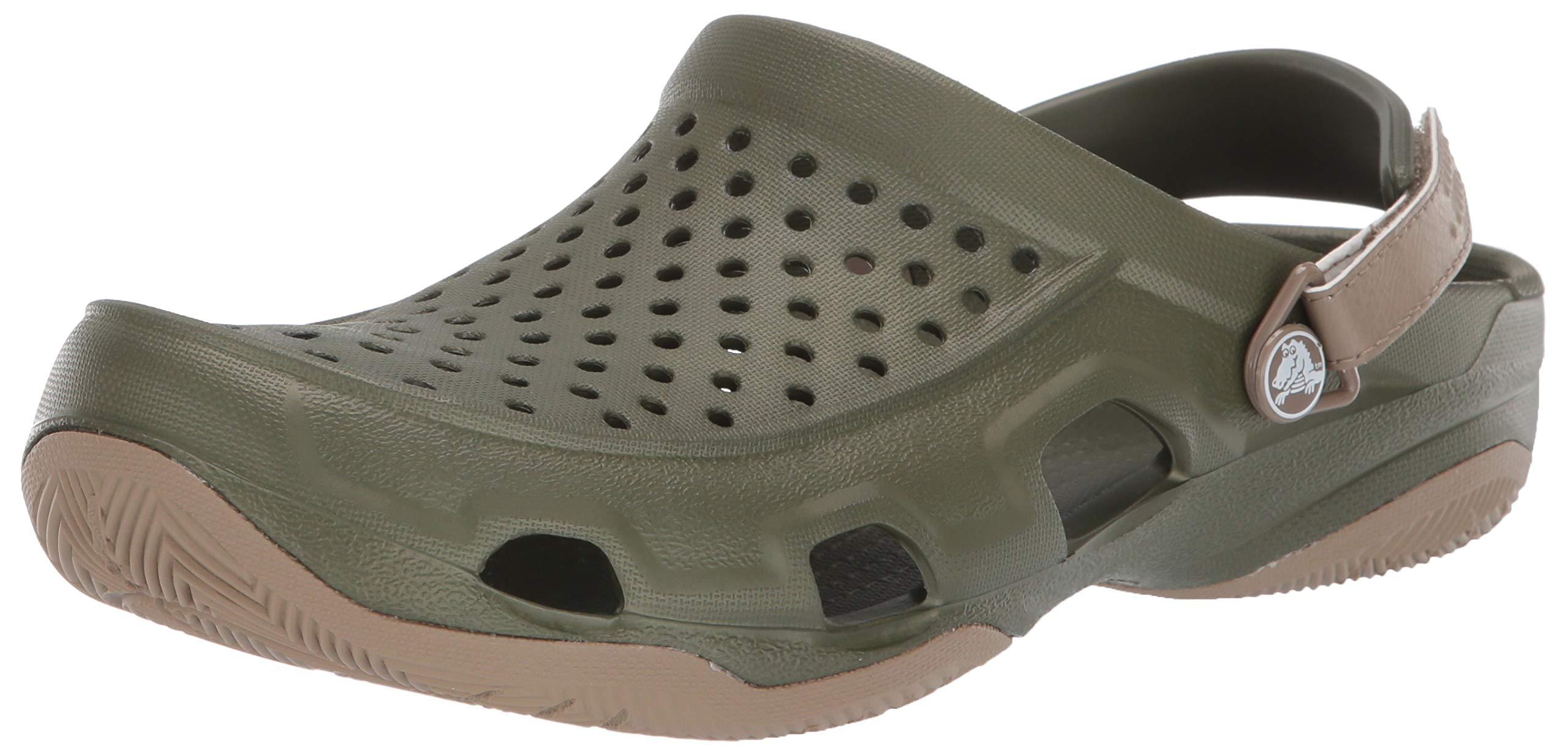 Crocs Men's Swiftwater Deck Clog