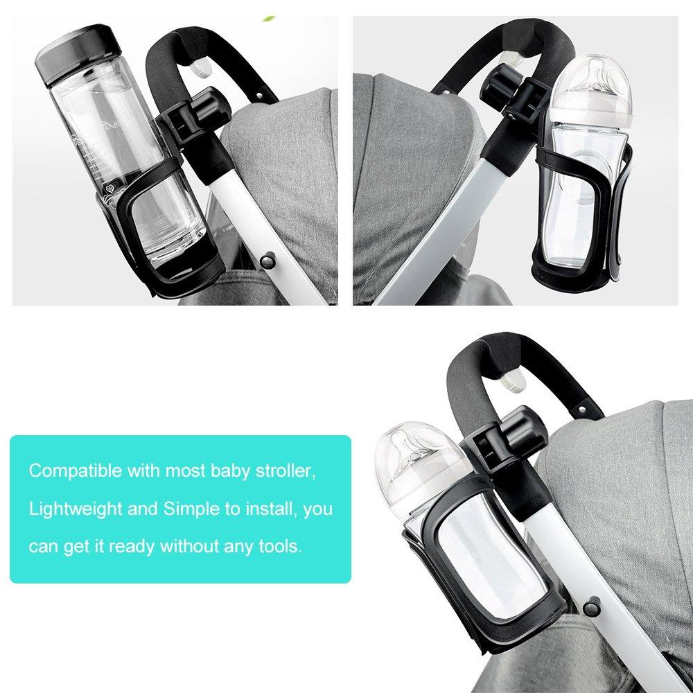 Amazon.com: lyonice botella de agua portavasos – Universal ...