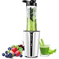 Ranbem Portable Personal Smoothie Blender with 2 x 20oz Juicer Cup