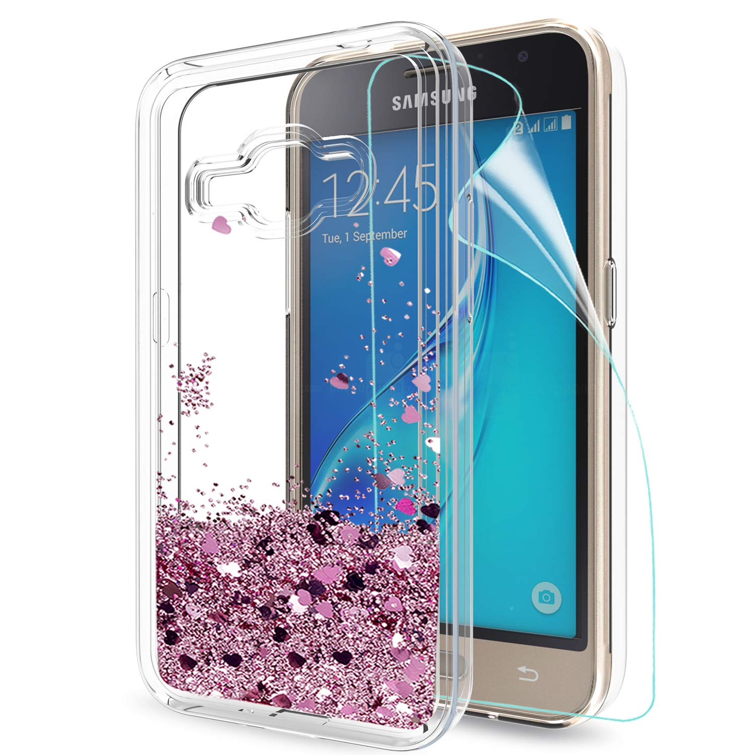 cover samsung galaxy j1 2016 silicone 3d