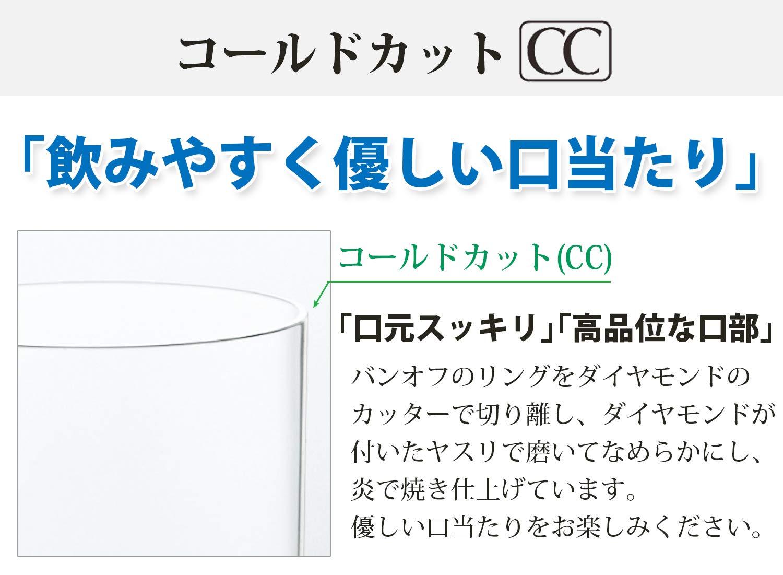 Badausstattung Japan Import / Das Paket und das Handbuch werden in Japanisch Chatelain Tumbler 270ml x 6 St?ck 08319HS