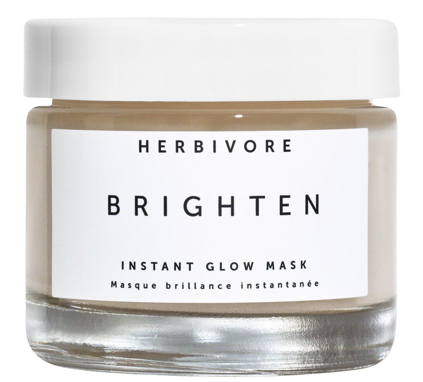Herbivore Botanicals - Organic Brighten Pineapple + Gemstone Mask