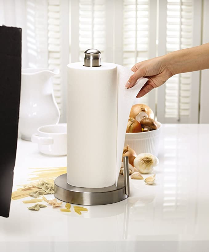 Amazon Kamenstein 48 Perfect Tear Patented Counter Top New Bathroom Towel Dispenser Concept