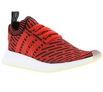Adidas Rouge Nmd Pk R2 - 43 1/3 remises en ligne BXDgU