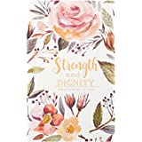 Strength and Dignity Flexcover Journal - Proverbs 31:25