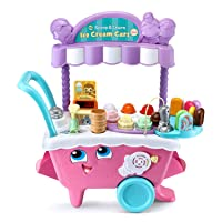 LeapFrog Scoop and Learn Ice Cream Cart Deluxe (Frustration Free Packaging)