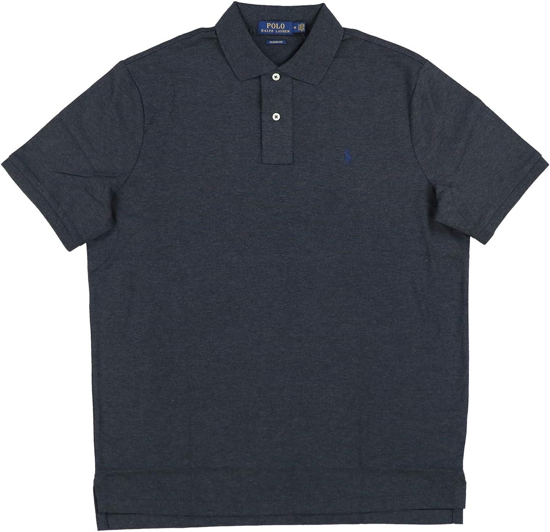 Polo Ralph Lauren Mens Interlock Classic Fit Polo Shirt