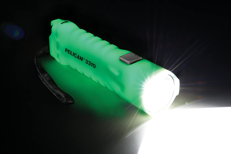 Pelican Glow in Dark 3310 3310PL Flashlight