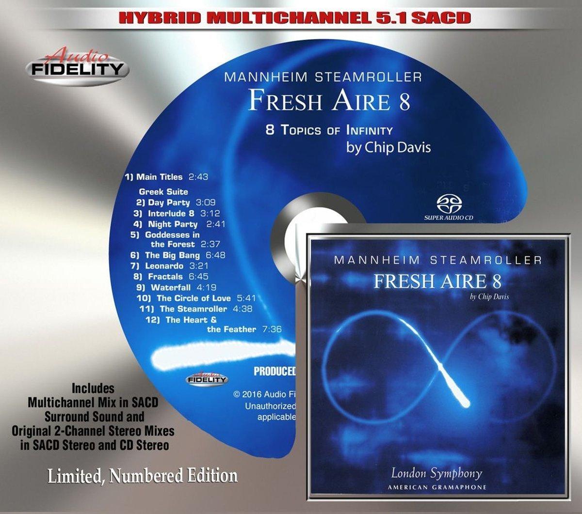 London Symphony Mannheim Steamroller by Chip Davis - Fresh Aire 8 ...