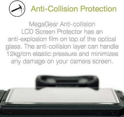 Megagear Kamera Lcd Optischer Displayschutz Kompatibel Mit Nikon D3300 D3200 Kamera