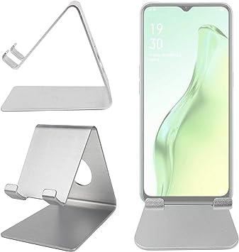 DURAGADGET Atril De Aluminio Compatible con Smartphone OPPO A31 ...