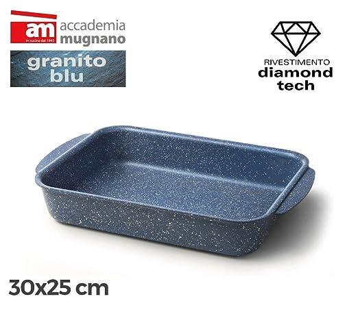 Bandeja horno de 30x25cm revestimiento piedra mango y asa - Linea ...