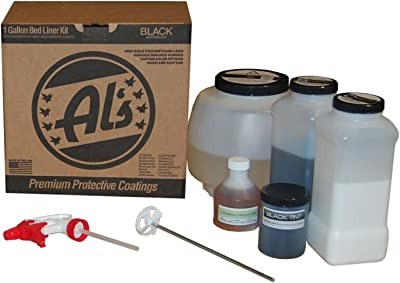 Al's Liner ALS-BL Premium DIY Bed Liner Kit