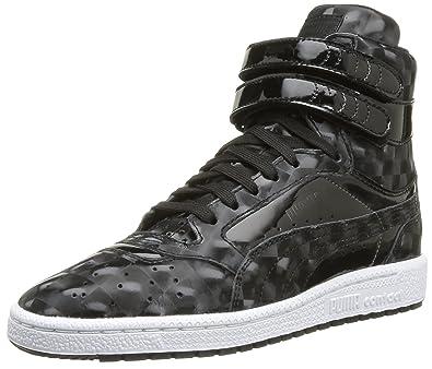 Puma Sky Ii Hi Opulence Wns Damen Sneaker  Schwarz - Noir (Black)