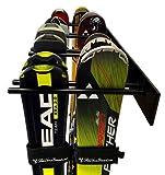 StoreYourBoard Ski Wall Storage Rack, Holds 8