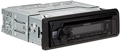 Kenwood KDC-168U In-Dash 1-DIN CD Car Stereo Receiver