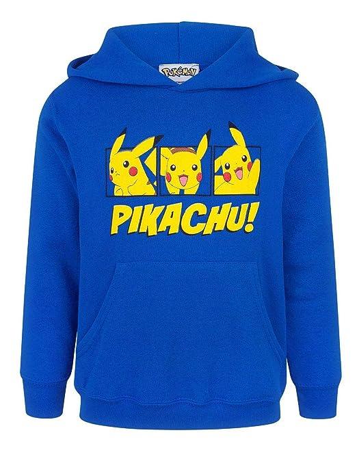 Pokèmon Pikachu Boys Hoodie (12-13 Years)