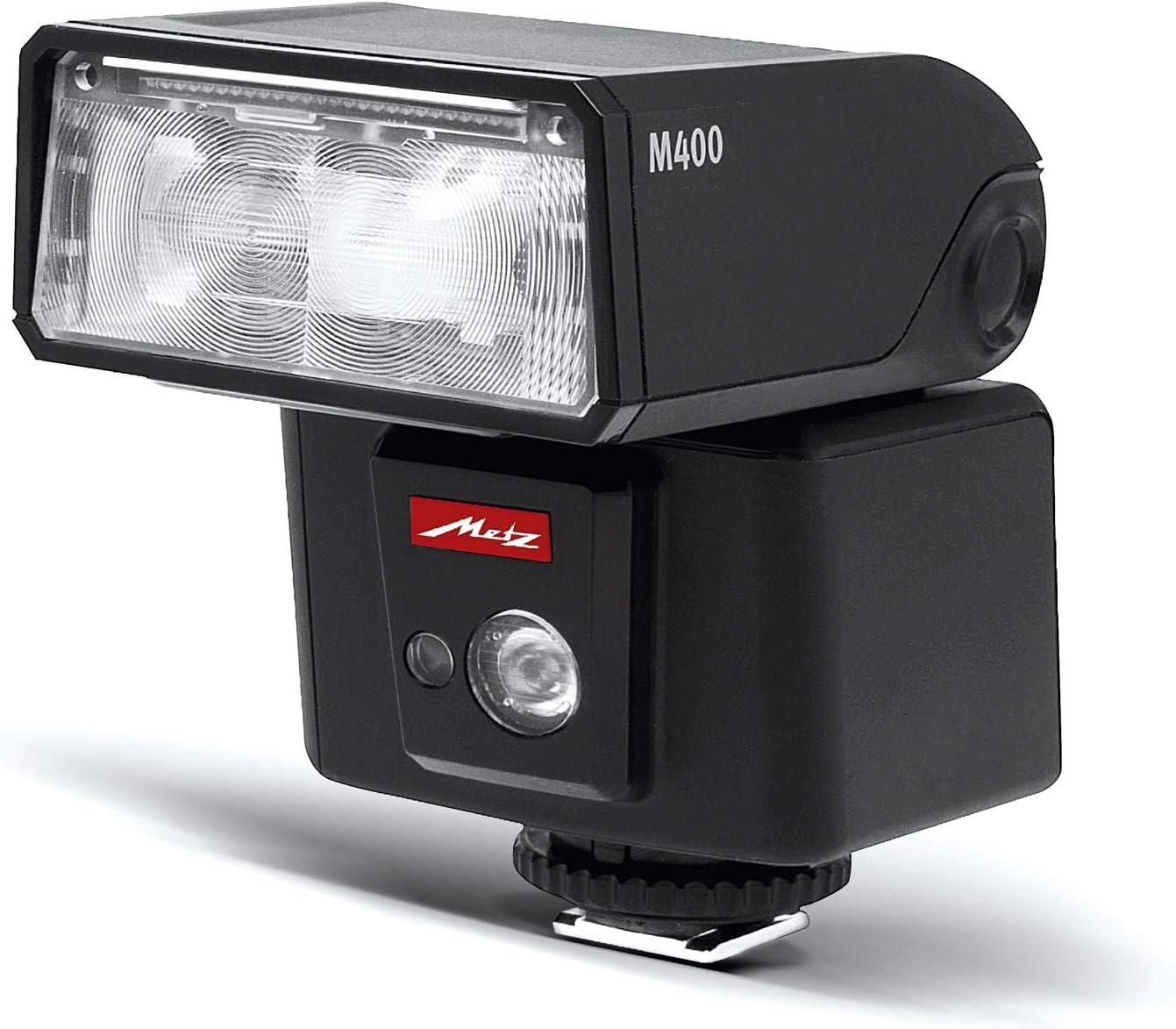 Metz Mecablitz M400 Für Canon Ultra Kompakter Kamera