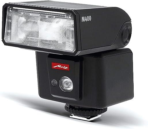 Metz Mecablitz M400 Für Nikon Ultra Kompakter Kamera