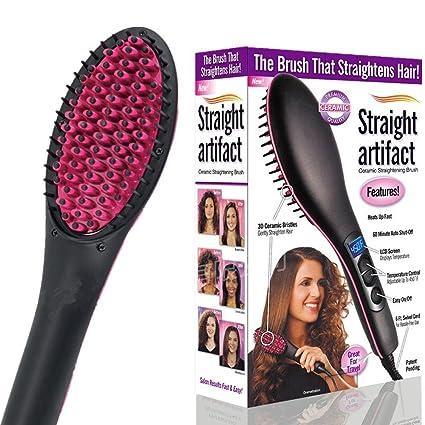 Cepillo alisador de cabello: Amazon.es: Belleza