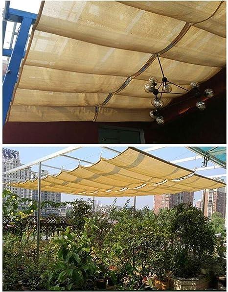 E.enjoy Malla Sombra De Red Rectángulo Sun Shade Sails Bloque de UV para Refugio Canopy Patio Jardín Instalaciones al Aire Libre Arena y Actividades Ventilación Permeable (Size : 100cmX200cm): Amazon.es: Hogar