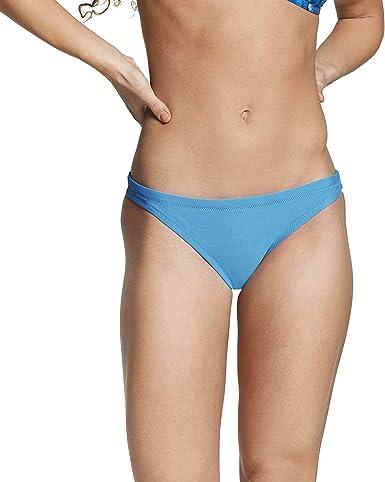 Speedo Womens Powerflex eco Solid Swimsuit Bottom