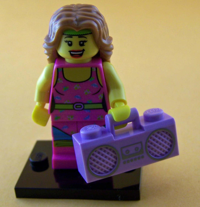 LEGO-MINIFIGURES SERIES CITY X 1 SET OF PURPLE SKIS  FOR MINIFIGURES PART