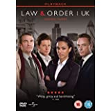 Law And Order - Uk - Series 3 [DVD]