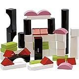 BRIO 30156 Building Blocks Colour (Set of 50)
