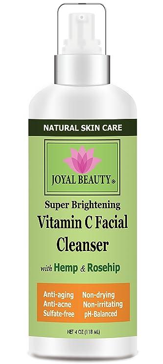 Best gentle facial cleanser effective?
