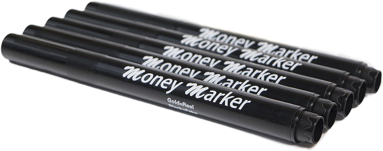Amazon.com: Marcador para dinero, pluma detectora de ...