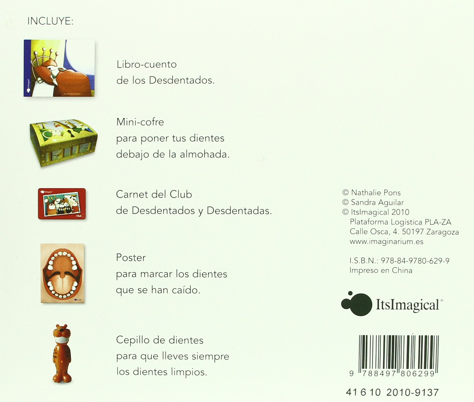 RATONCITO PEREZ Y EL CLUB DE LOS DESDENTADOS: VARIOS: 9788497806299: Amazon.com: Books