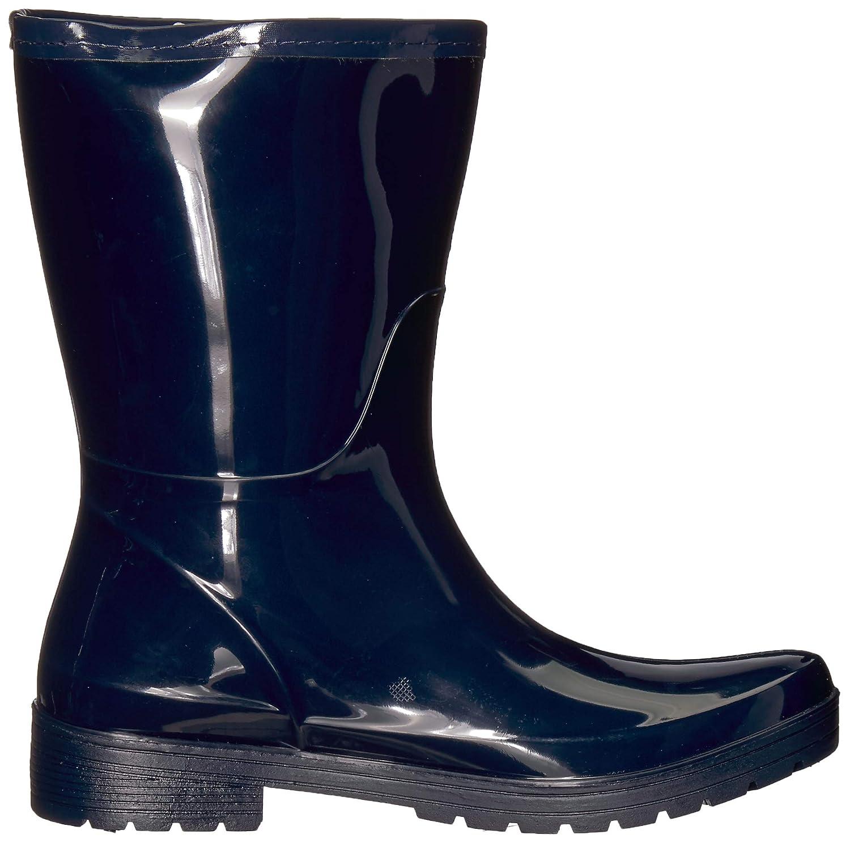 Kenneth Cole REACTION Womens Buckle Rain Boot