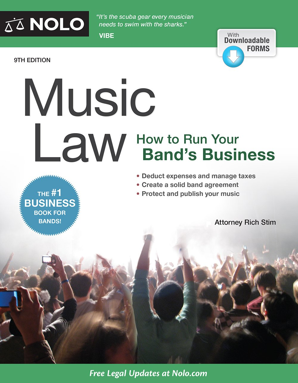 Music Law: How to Run Your Band's Business