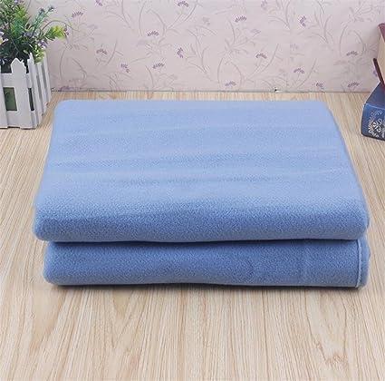 FFJTS Impermeable y segura manta eléctrica cómoda y simple sin radiaciones de 150 * 120cm